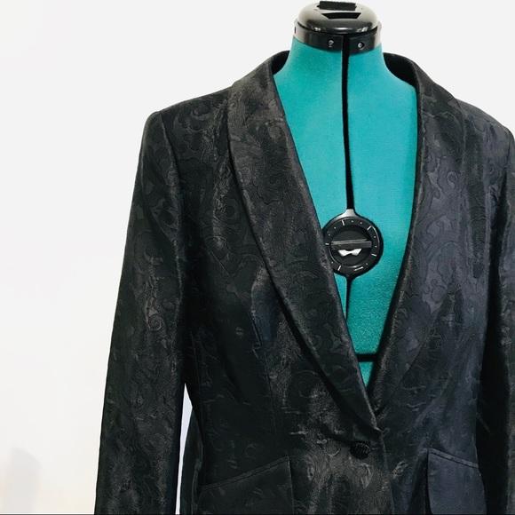 Escada Jackets & Blazers - Escada Couture Black Jacket (get with skirt /1,500